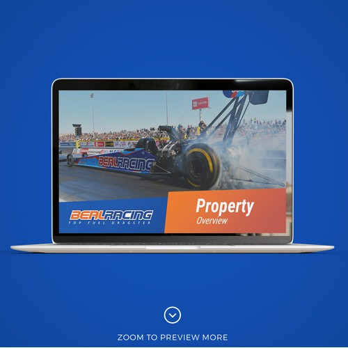 bealracing Powerpoint pitch deck