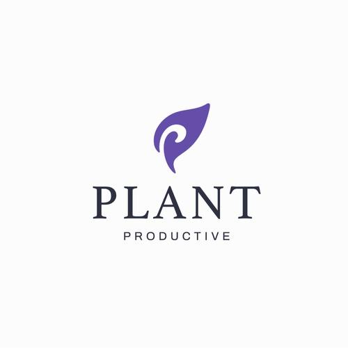 Logo Design - Plant Productive