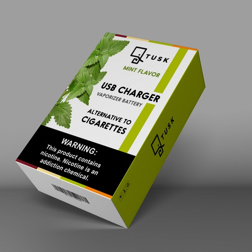 Design Product Packaging for Juul Competitor