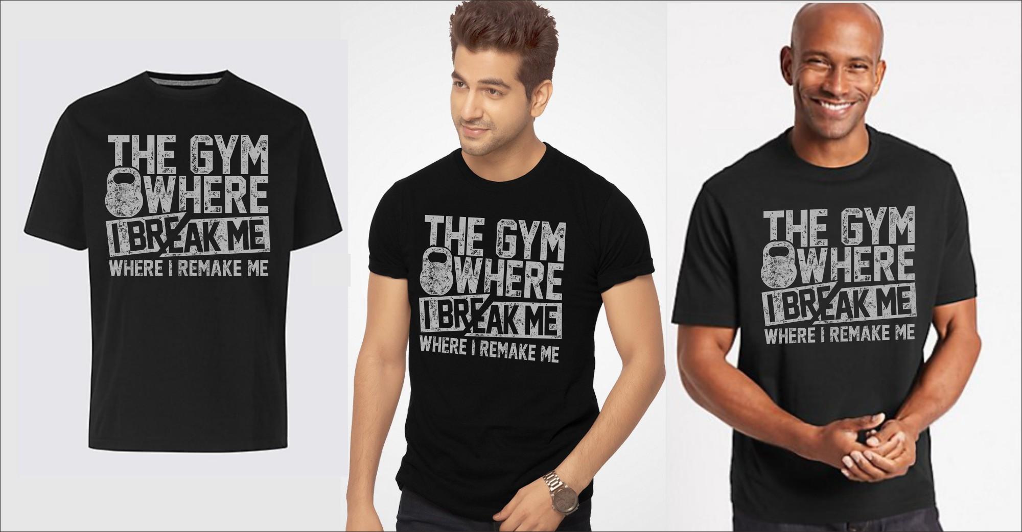 Lifting T-shirt contest - GUARANTEED