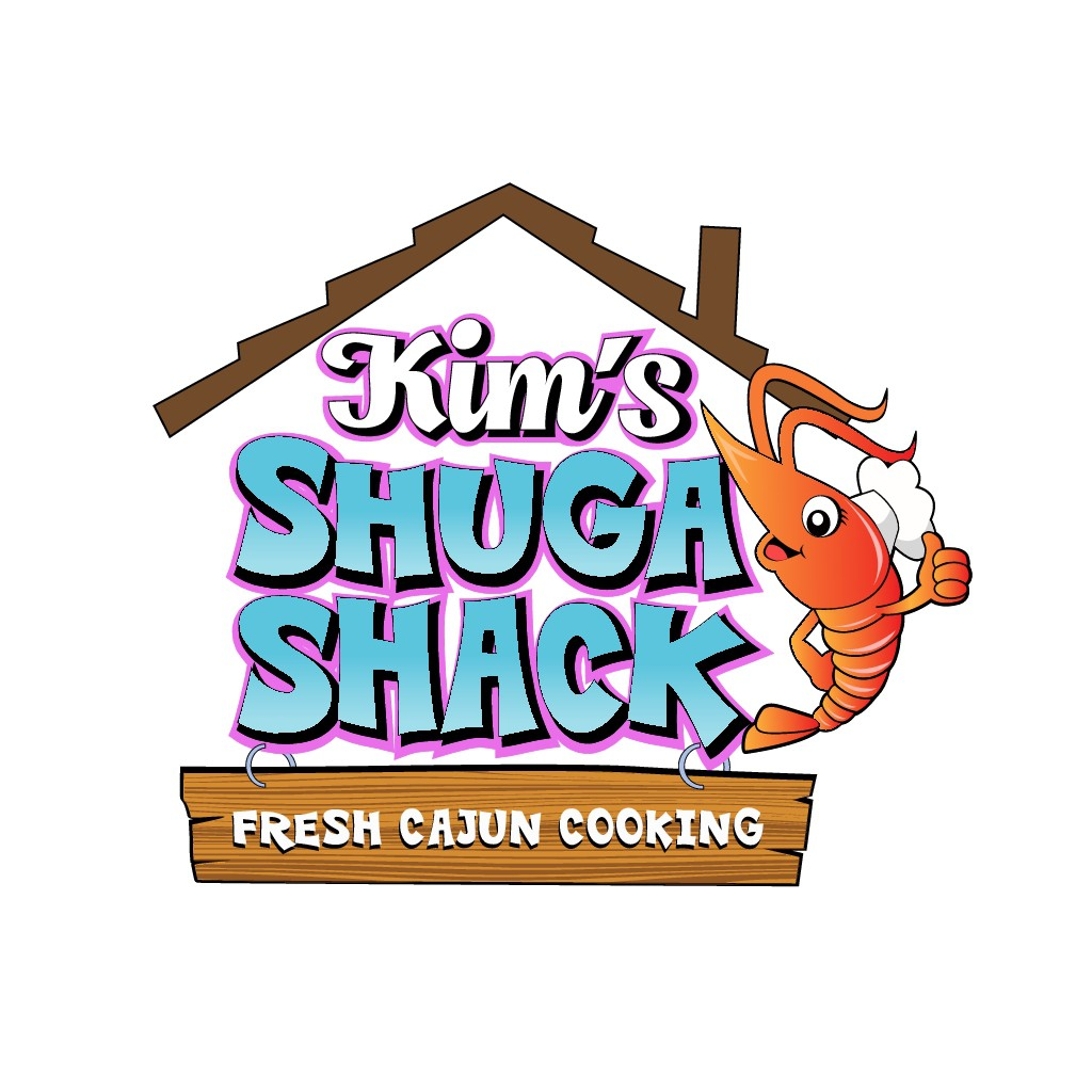Design an eyepopping design that would bring attention to Kim's Shuga Shack