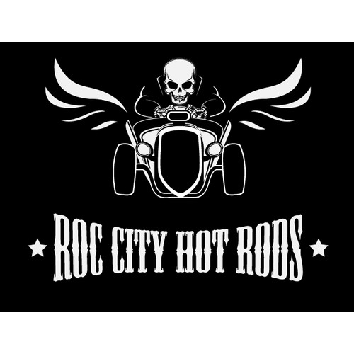 Roc City Hot Rods needs a new logo