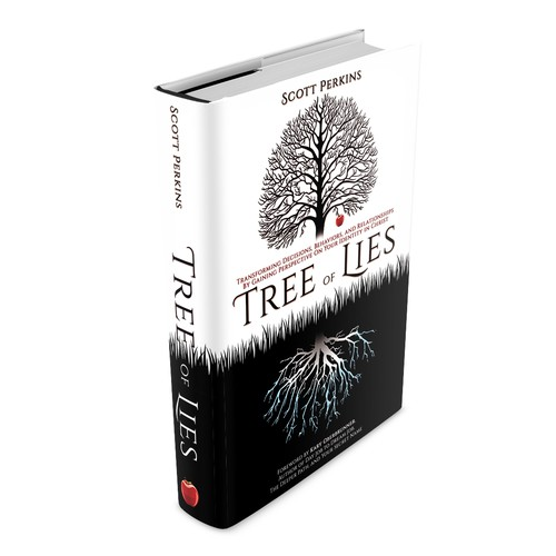 Non-Fiction Book Cover: Tree of Lies