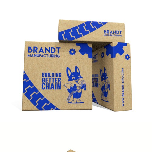 Box Design Chain Product