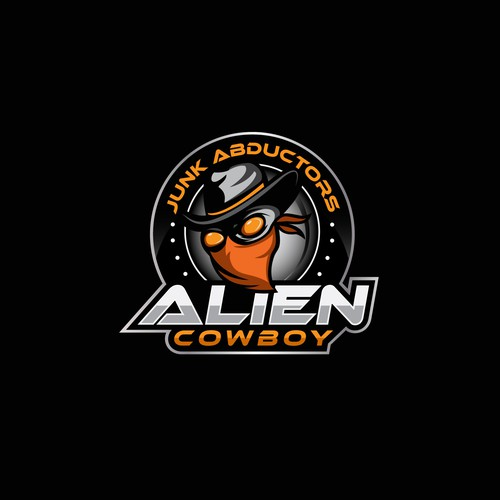 alien cowboy