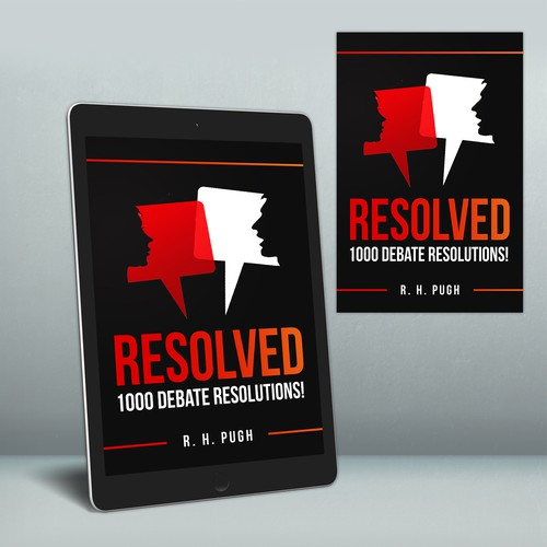 """""""Resolved"""" Ebook Cover"""