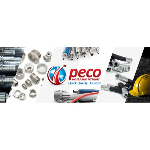 PECO Hoses and Fittings Facebook Cover