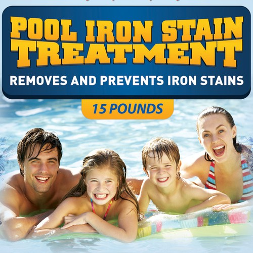 print or packaging design for Technical Pool Solutions