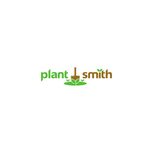 Bold logo for PLANT SMITH