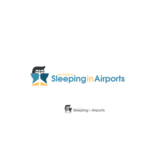 The Guide to Sleeping in Airports Logo