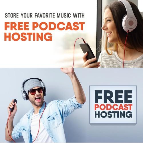 Facebook Ads for PodCast Hosting