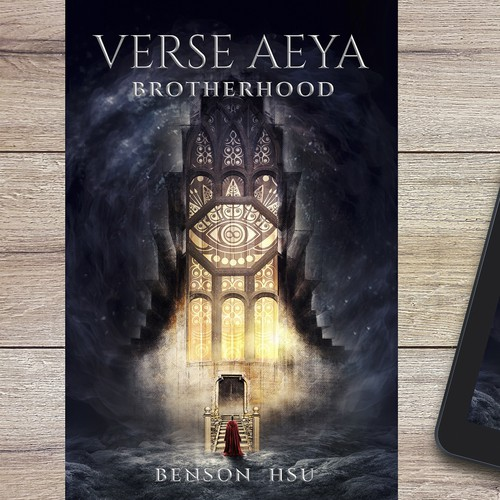 eBook cover for VERSE AEYEA BROTHERHOOD