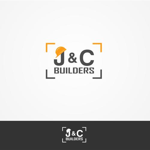 The Amazing logo of J&C Builders