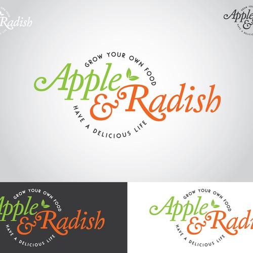 Logo for Apple and Radish