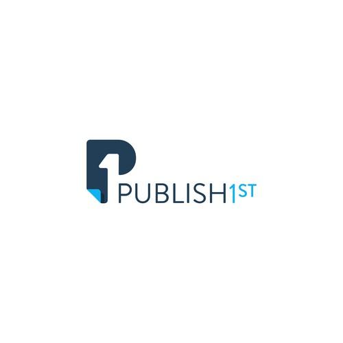 Logo for Publish1st - A Publishing Program