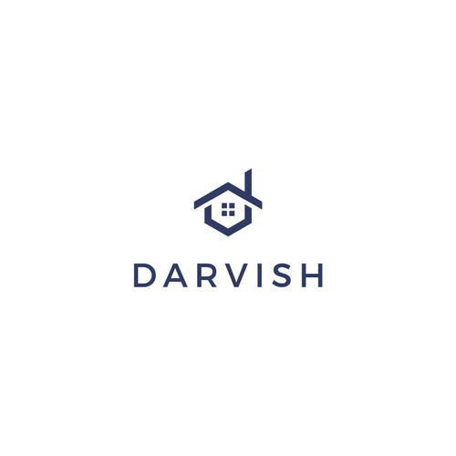 Clean and Modern logo for Darvish