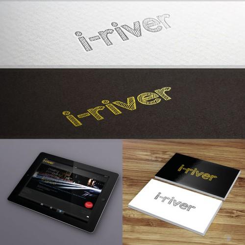 A lively new logo for i-river
