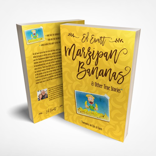Marzipan Bananas and Other True Stories