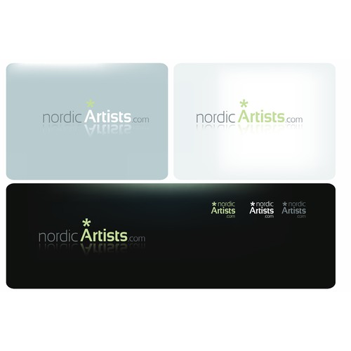 New logo wanted for nordicArtists.com