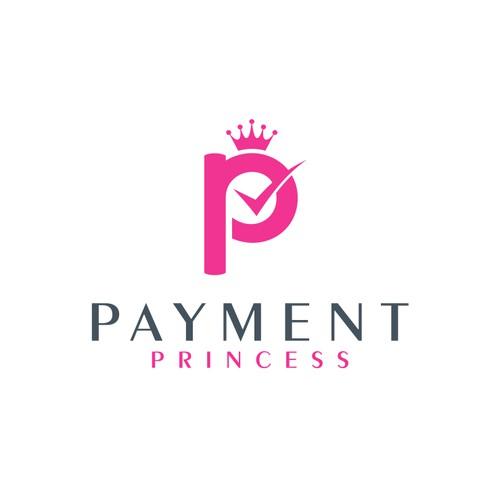 Logo design for Payment Princess