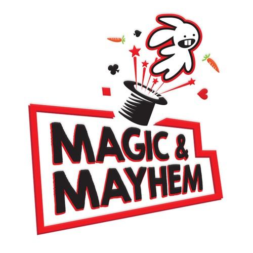 Magic & Mayhem Logo project