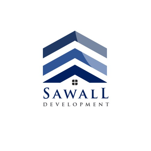 Create a unique and sophisticated logo for Sawall Development