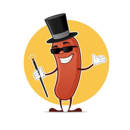 Wiener Mascot