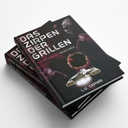 SCI-FI Book cover Design