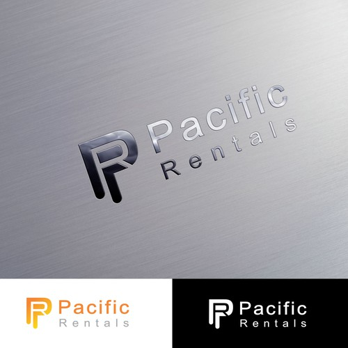 Logo for Pacific Rental