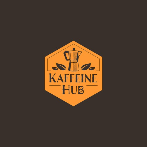 Logo for coffee brewery