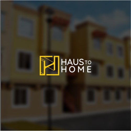 Logo Design for Haus to Home, London, UK