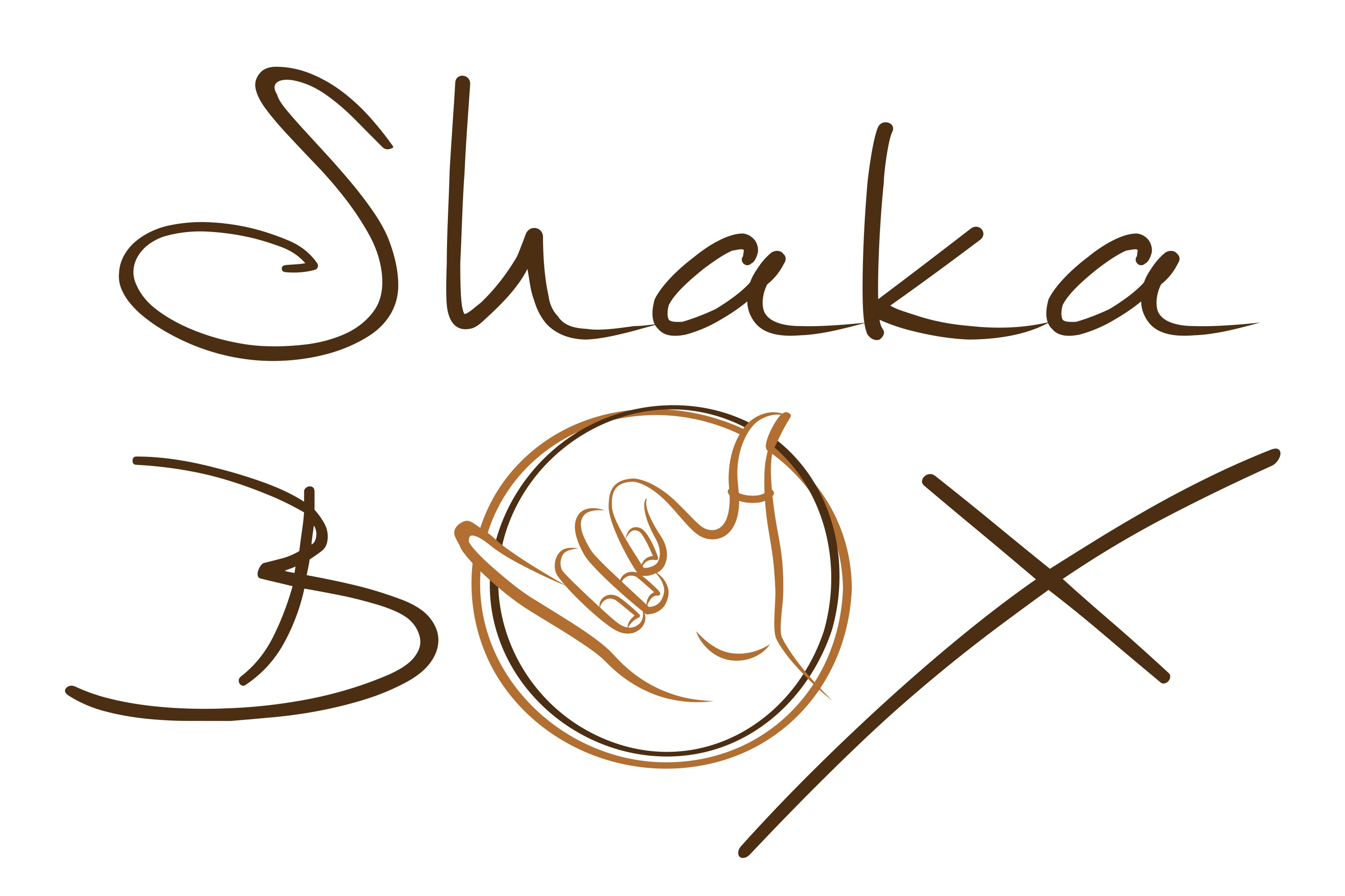 """""""Shaka Box"""" spiritual monthly experience! Earthy, vibrant and """"simple"""""""