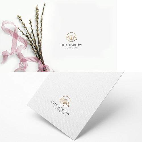 Contemporary elegant logo design
