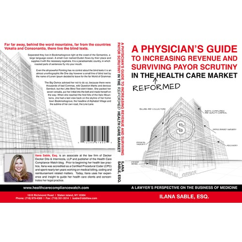 Book cover for Health Law related book