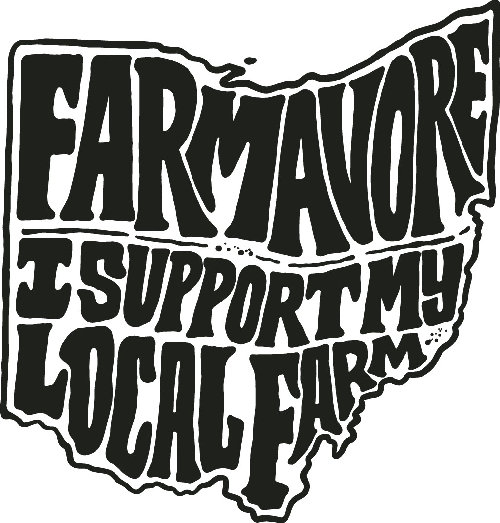 Tshirt for a local farm (for our customers)