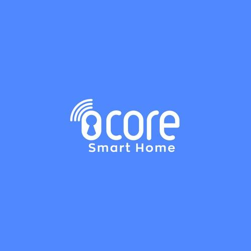Core Smart Hone Logo