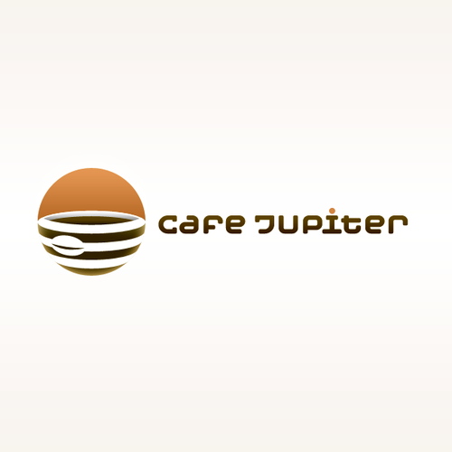 Cafe Jupiter Logo Contest