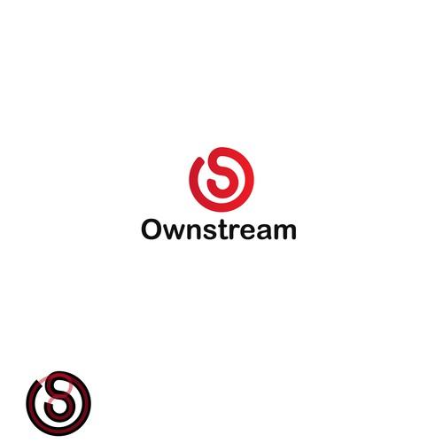 O+S logo design