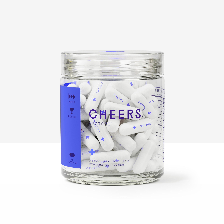 Cheers Health 3D Product Renderings