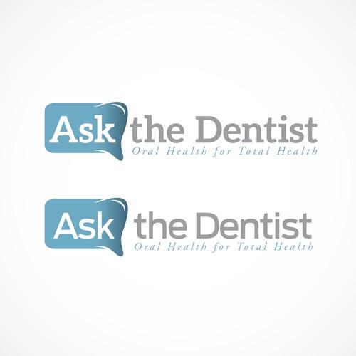 Logo for the Dr. Oz of Oral Health, AsktheDentist.com by Dr. MarkBurhenne