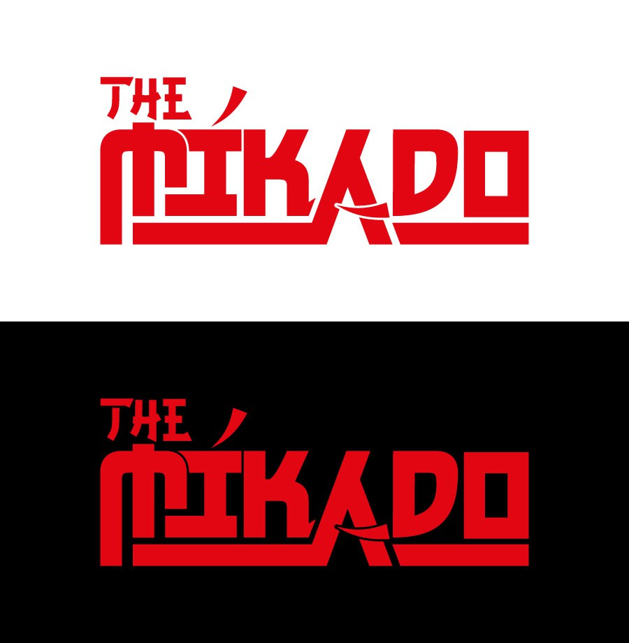 The Mikado needs a new logo