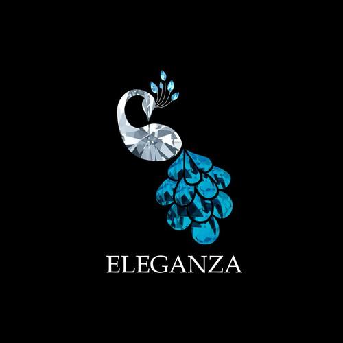 Logo for jewelry Eleganza