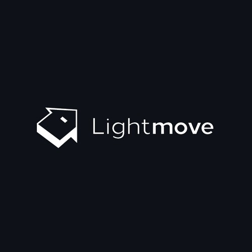 Lightmove logo concept