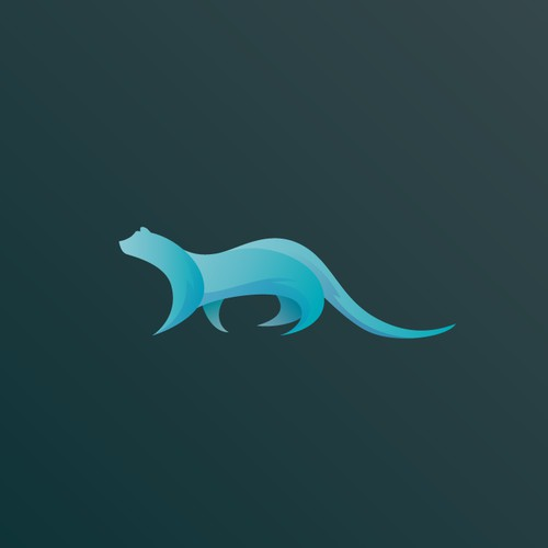 Logo design concept for Ferret Systems