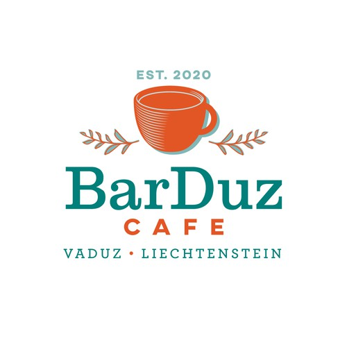Logo for Café in Liechtenstein