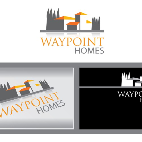 Logo for new Homebuilding Company