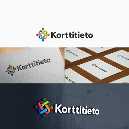 Logo concept for korttitieto