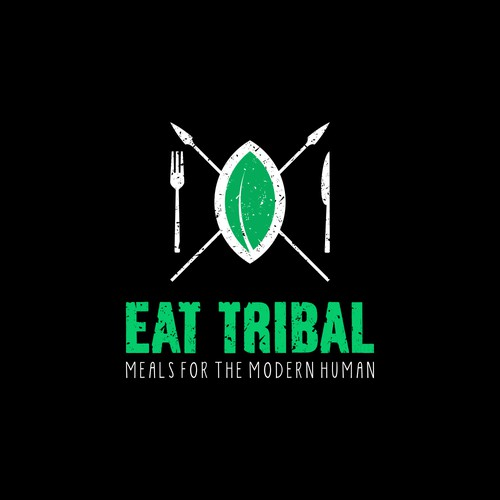 Get Creative With A Logo Design for Eat Tribal
