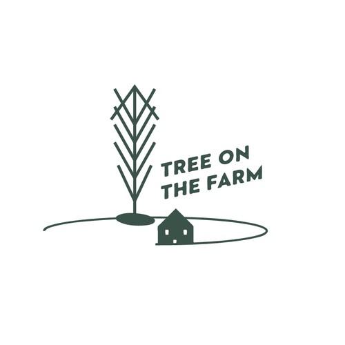 Tree On Farm