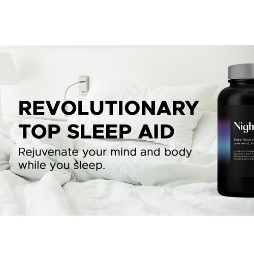 Ad Banner -for top Sleep Aid